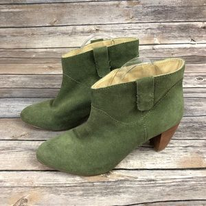 Rebecca Minkoff Suede Ankle Boot